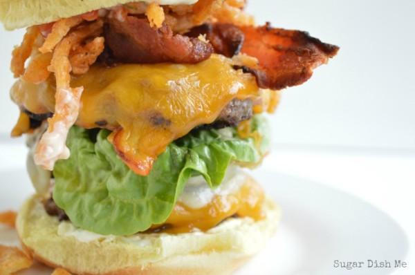 Paunch Burger - Sugar Dish Me
