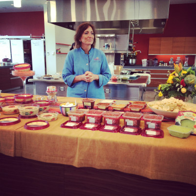 Chef MaryDawn Wright of Sabra - Poet in the Pantry