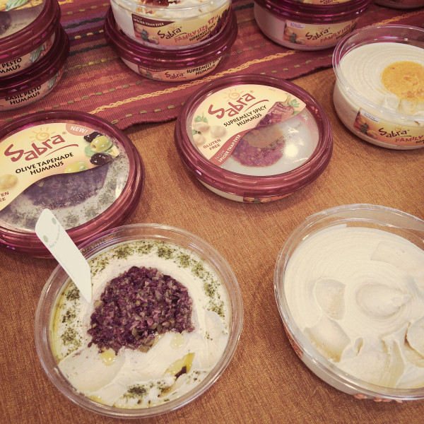Sabra hummus - Poet in the Pantry