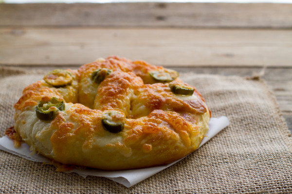 Cheesy Jalapeño Pretzels - Poet in the Pantry