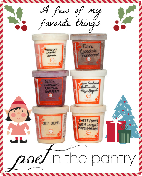 Holiday Jeni's Ice Cream Giveaway from Poet in the Pantry