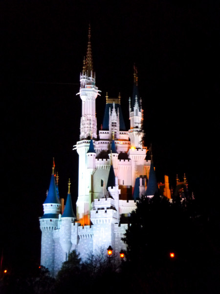 Walt Disney World is a great source of inspiration, helping immensely in getting the creative juices flowing!