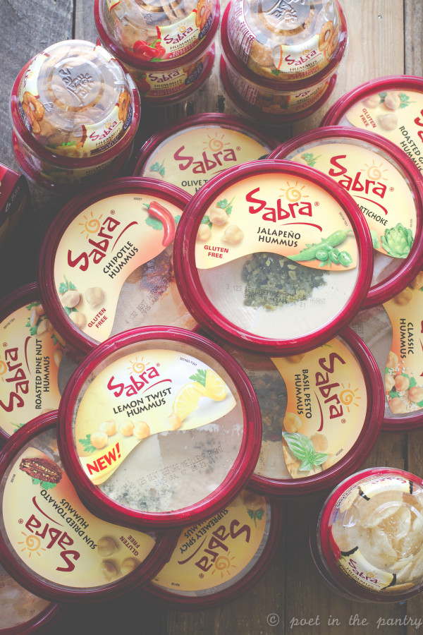 Sabra hummus and celebrating National Hummus Day!