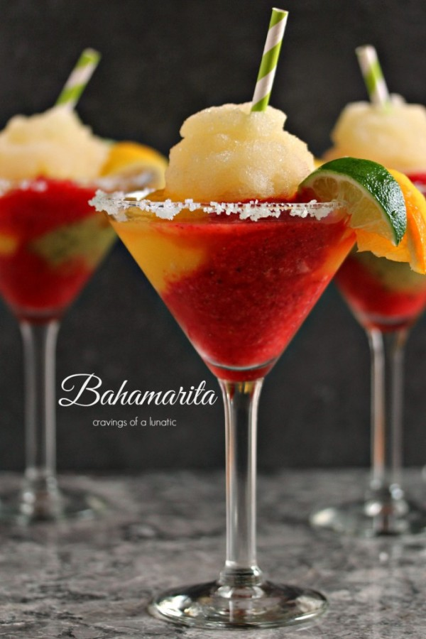 Frozen Bahamarita ~ Cravings of A Lunatic