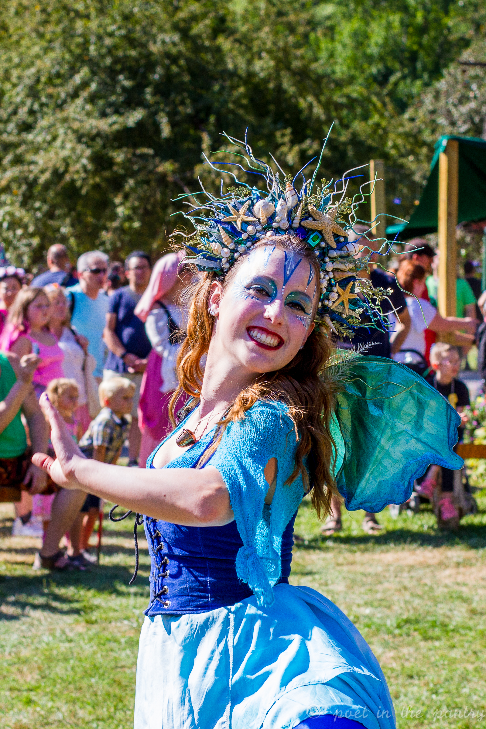 The New York Renaissance Faire is a magical escape