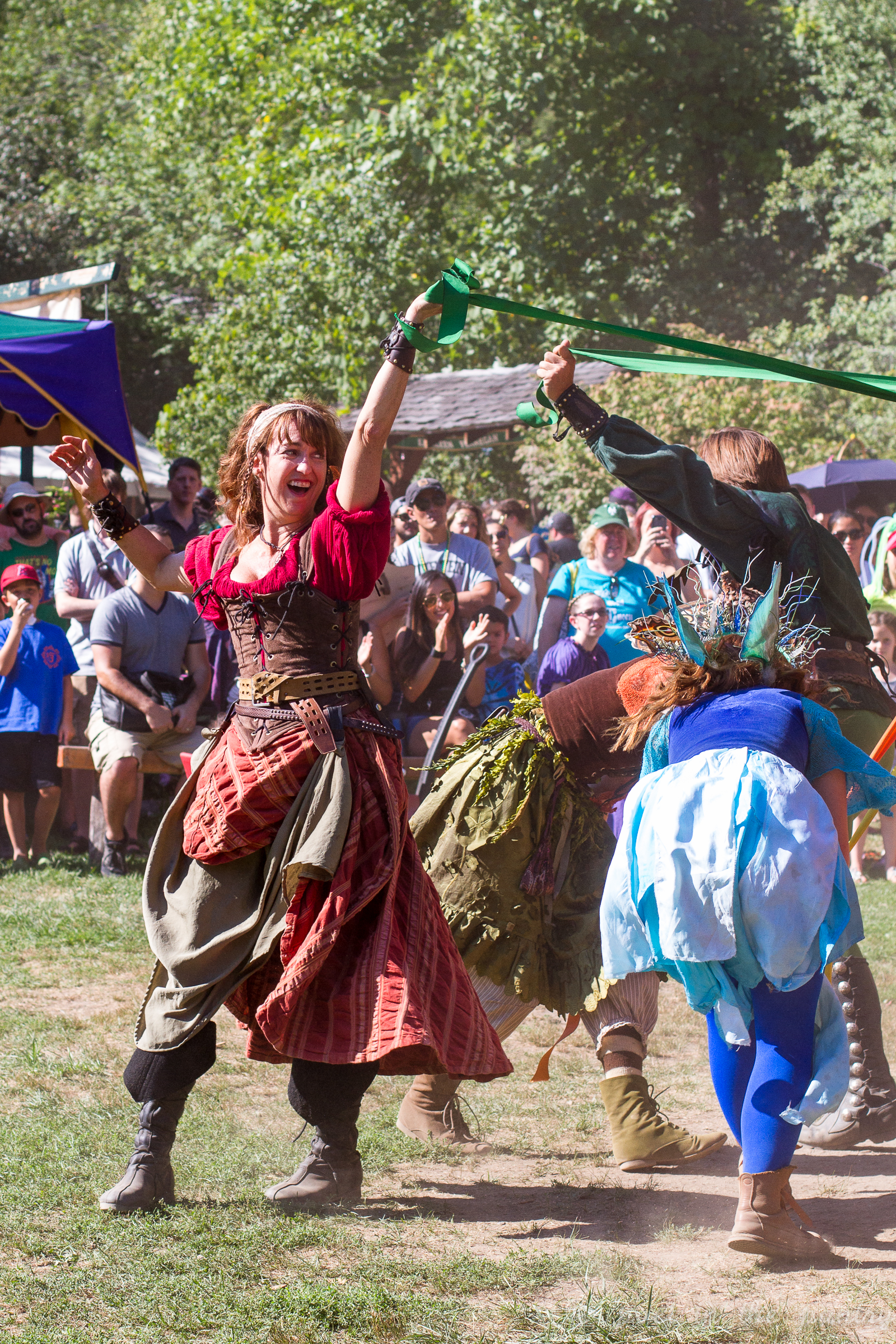 Renaissance Fairs: Travel: New York Renaissance Faire 2015