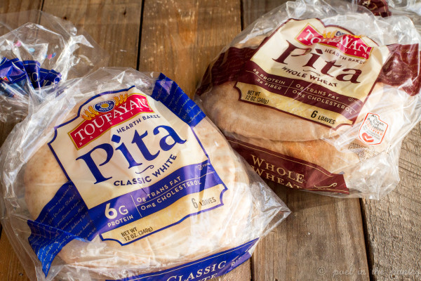 Toufayan Pitas are hearth-baked, like they were traditionally made.