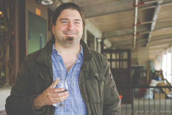 Rich Loomis, co-owner of Firefly Hollow Brewing in Bristol, Connecticut, talked with me about the brewery.