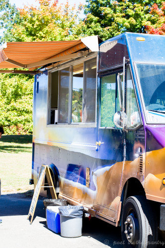 The Green Grunion food truck, which can often be found in Danbury and Bethel, Connecticut, offers San Diego style burritos made with fresh, local ingredients.