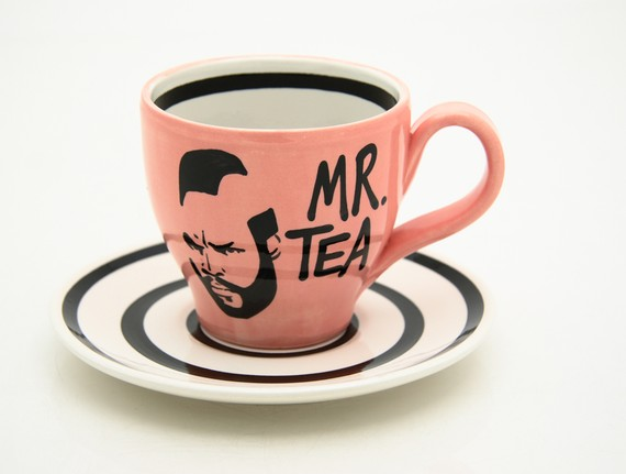 I pity the fool who skips over this awesome teacup!