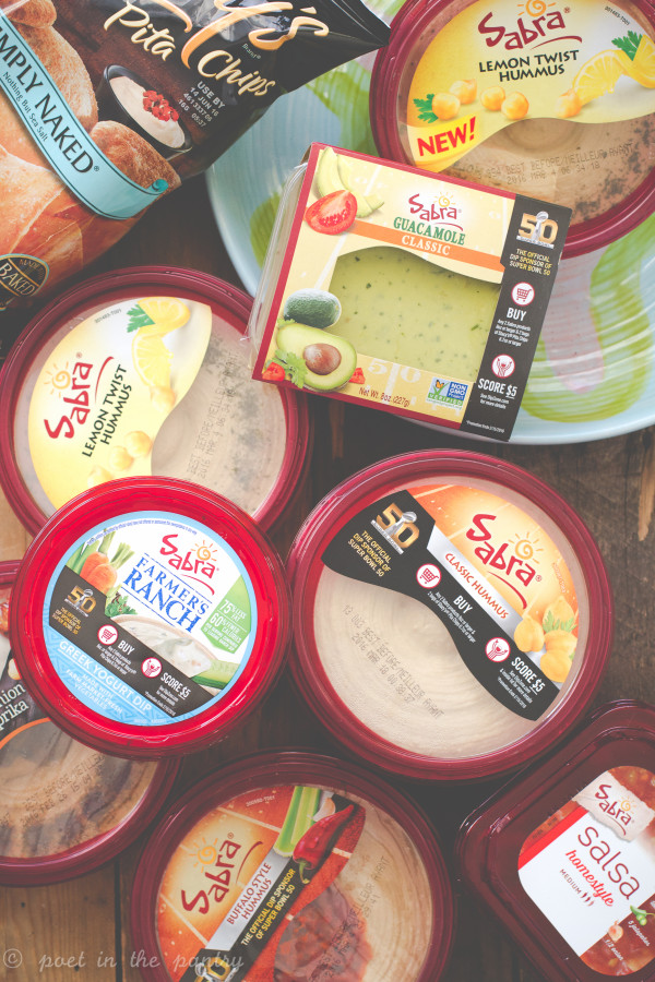 Have you heard about Sabra's Buy, Snap, Score promotion? Buy Sabra and Stacy's together to score a $5 gift card! Check out dipzone.com for details. {this post is sponsored by Sabra}