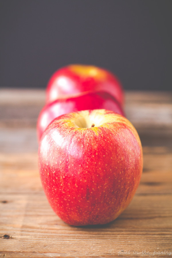 Envy Apples are a cross between Braeburn and Royal Gala apples first produced in New Zealand. They're now grown in Washington state, as well, in limited quantities.