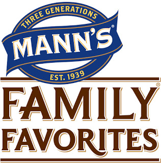 Mann's is one of the #FreshTastyValentines sponsors for our big giveaway!
