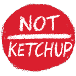Not Ketchup is one of the #FreshTastyValentines sponsors for our big giveaway!