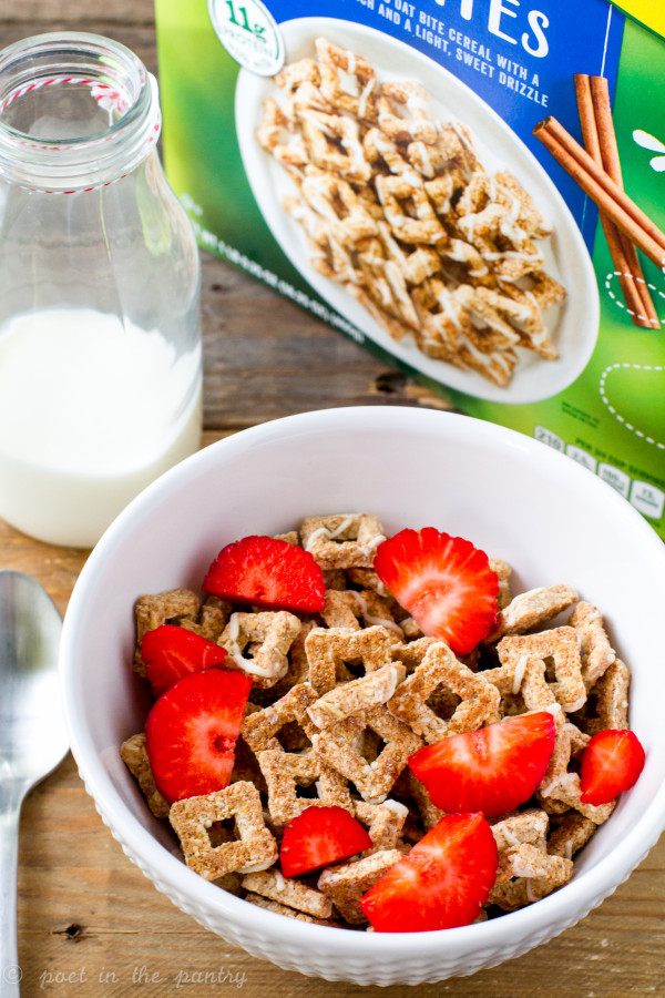 Celebrate National Cereal Day with Nature Valley's new cereals and save $1 off your purchase! {sponsored post}