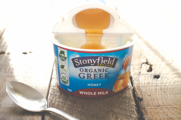 Stonyfield has two new yogurts in town! Try their Whole Milk Organic Greek and 100% Grassfed varieties today! {sponsored post}