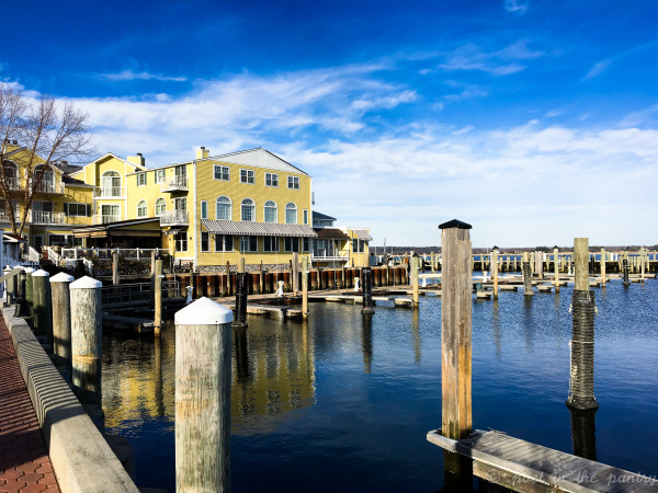 Saybrook Point Inn in Old Saybrook, Connecticut is a great escape for a weekend or week-long adventure. With their restaurant, Fresh Salt, and spa, Sanno, there's something for everyone here. {sponsored post}