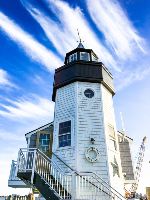 Wonder what's inside the lighthouse? May-October you can book it for a private, romantic getaway for you and your special someone! {sponsored post}