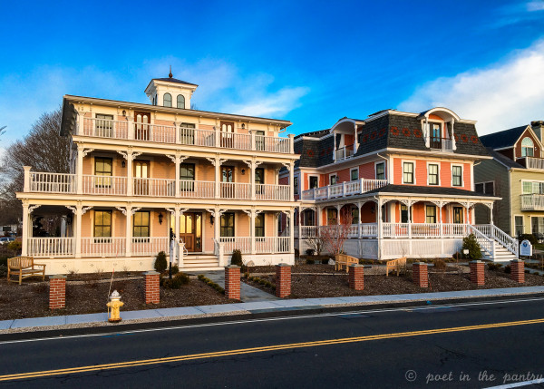Three Stories and Tall Tales offer a departure from the typical hotel experience. These guest houses belong to Saybrook Point Inn in Old Saybrook, Connecticut. {sponsored post}