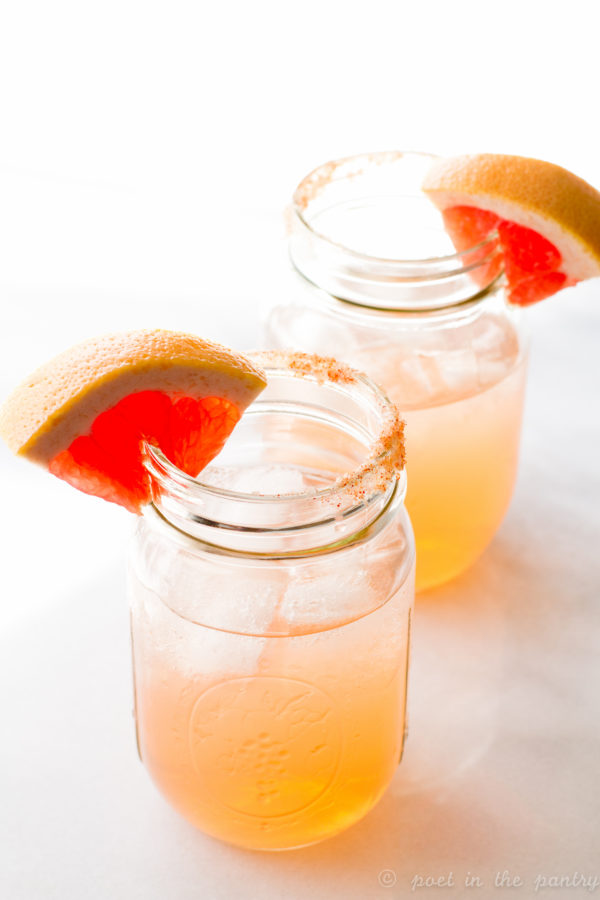 The Paloma is a tasty tequila cocktail just perfect for the warm weather!