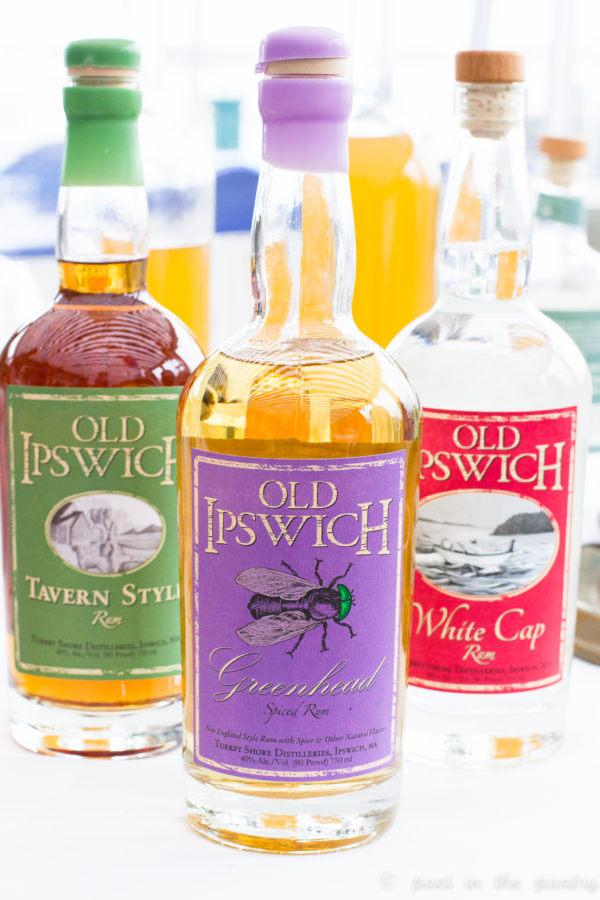 Winners of the MV Wine Fest Cocktail Competition: Turkey Shore Distilleries' Old Ipswich Rum {sponsored post}
