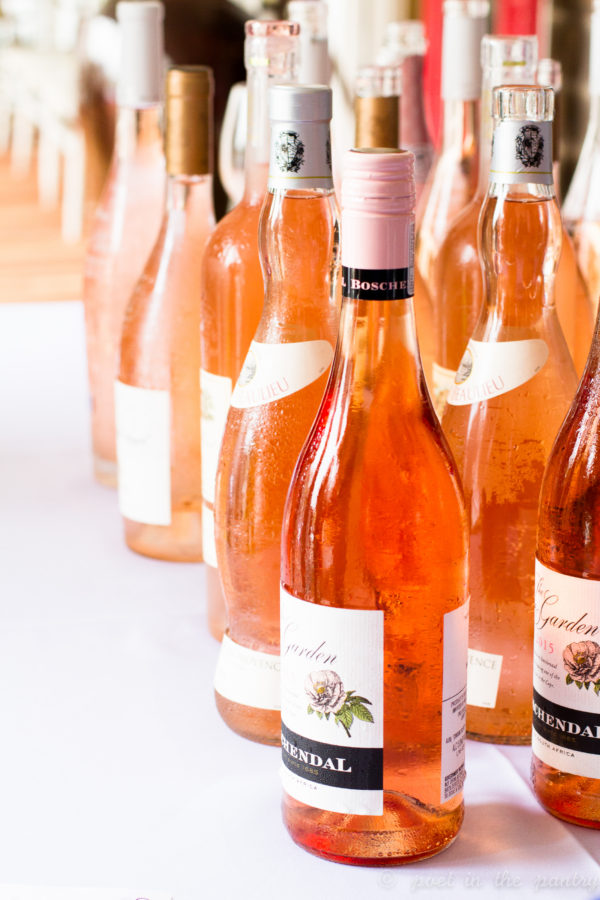 Real Men Drink Pink... a voyage through 6 different rose wines during the MV Wine Fest {sponsored post}