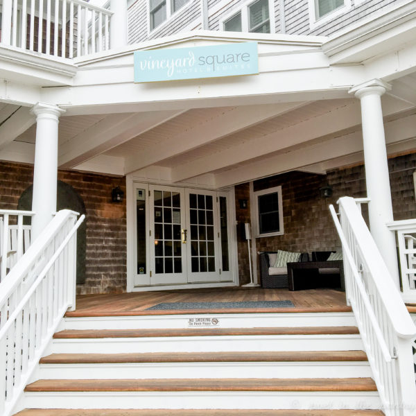 Vineyard Square is the perfect place to stay in Edgartown, MA, if you want to be in the heart of it all! {sponsored post}