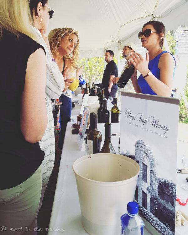 The MV Wine Fest Grand Tasting is an opportunity to taste over 500 wines, plus craft liquors, and local food! {sponsored post}