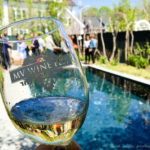The final event of the MV Wine Fest 2016: Oysters and Bubbles {sponsored post}