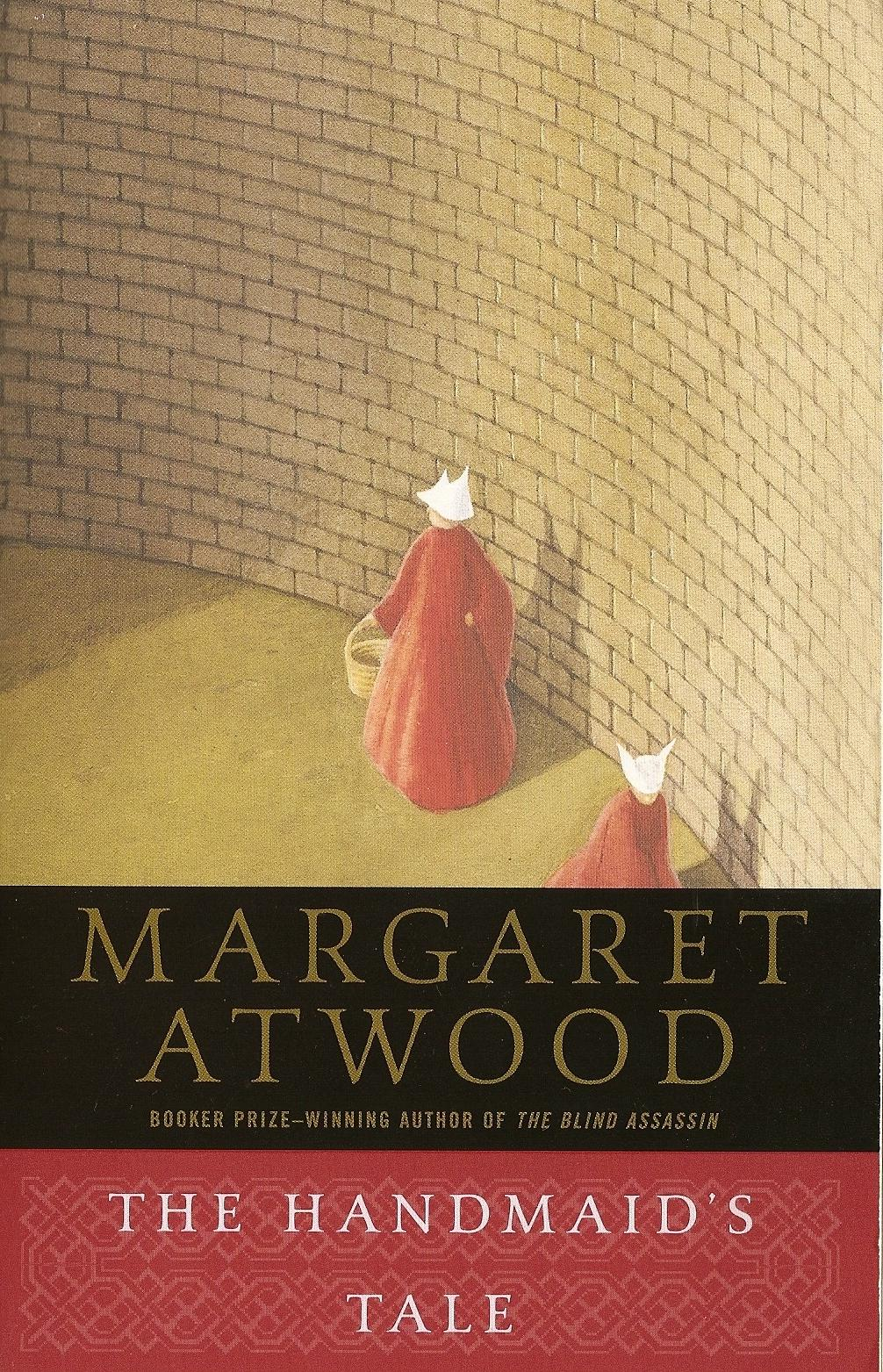 Image result for handmaid's tale book cover