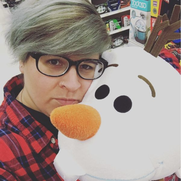 Does Olaf really give warm hugs?