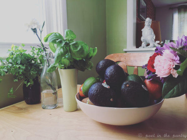Creating a beautiful tablescape in an attempt to find more beauty in life.