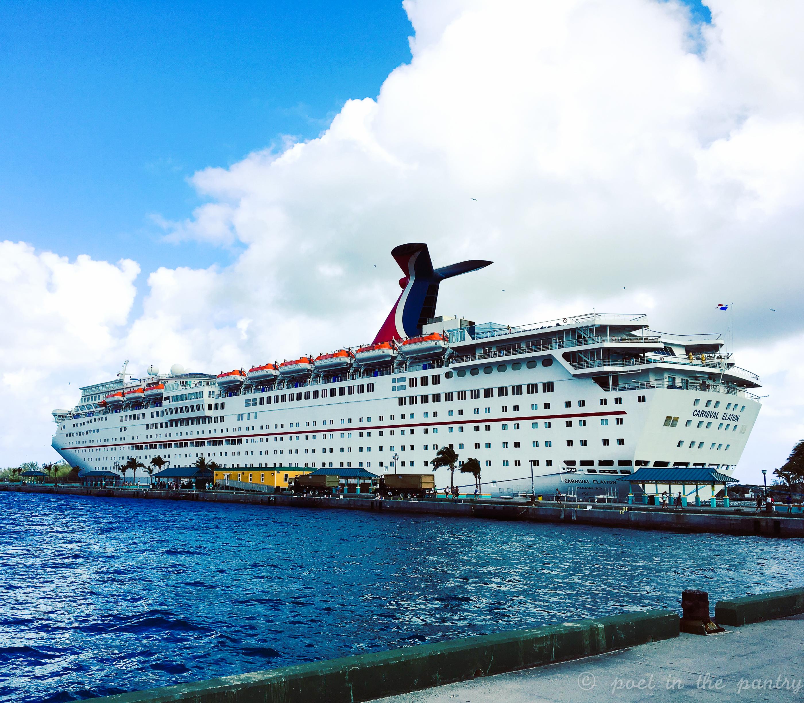 Travel: Carnival Elation Cruise And The Bahamas