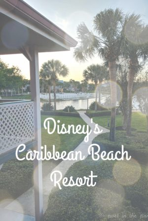 Travel: Disney's Caribbean Beach Resort 2018