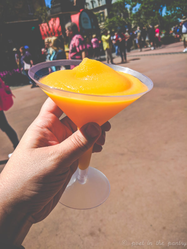 The Grand Marnier Orange Slush