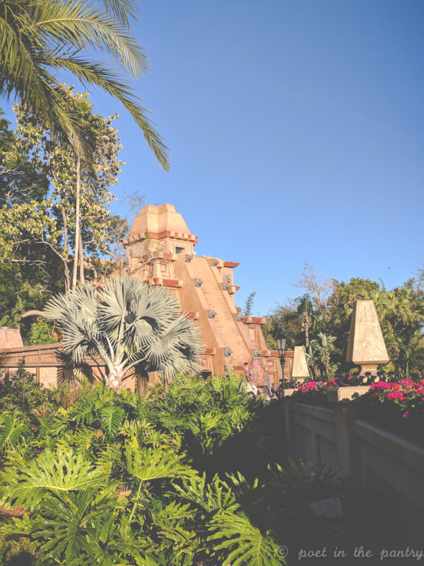 Mexico pavilion, Epcot, Walt Disney World
