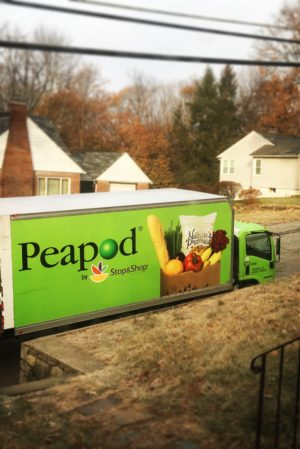 An Experiment in Grocery Delivery: Peapod