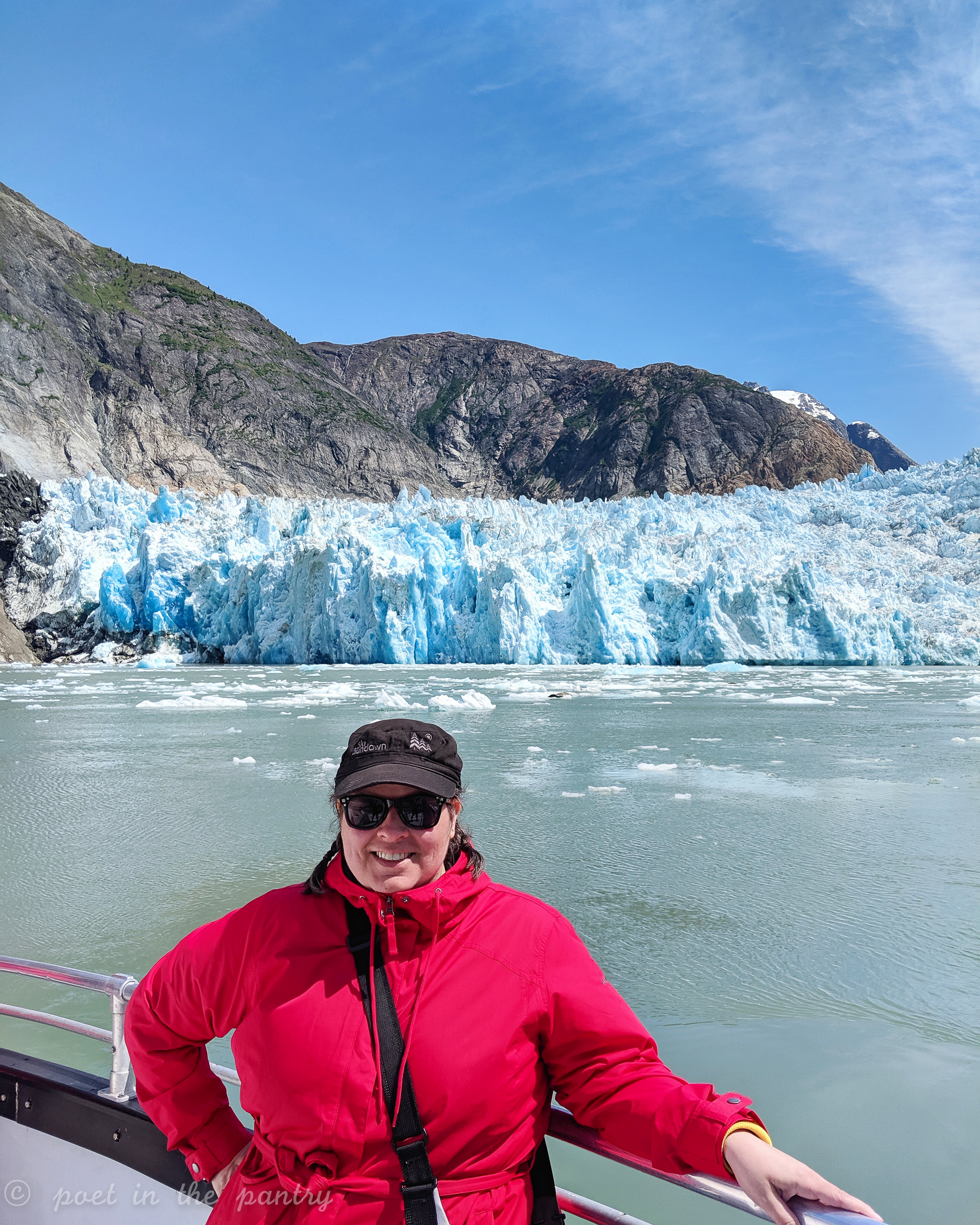 Adventure Bound Alaska Tracy Arm Fjord Tour - Sawyer Glacier