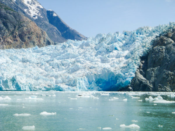 Sawyer Glacier, Tracy Arm Fjord, Alaska