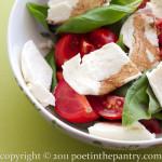 Caprese Salad - poetinthepantry.com