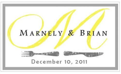 Nelly's & Brian's big day