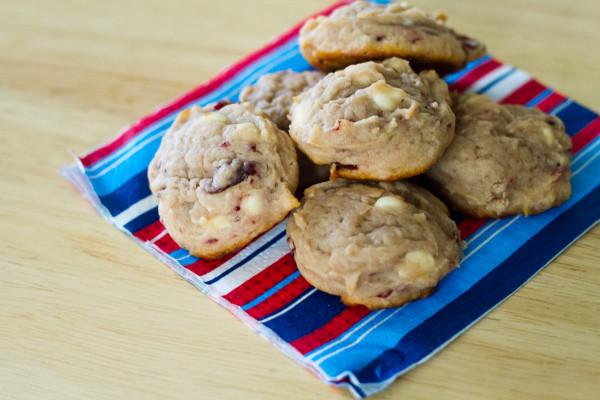 buttery jam cookies
