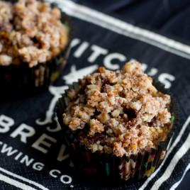 Pumpkin Streusel Muffins - poet in the pantry