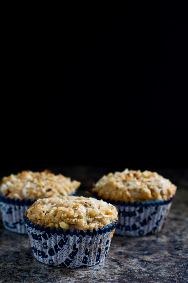 Cranberry Spice Muffins - play with your food! - Poet in the Pantry