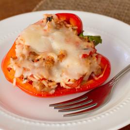 Italian Stuffed Peppers