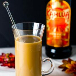 Pumpkin Spice Hazelnut Coffee - poet in the pantry