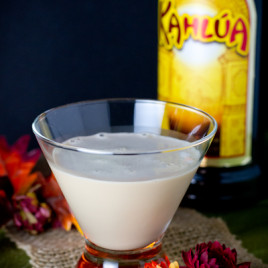 Cookies and Cream Kahlúa - poet in the pantry