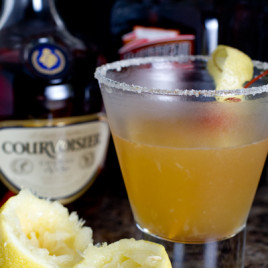 Sidecar Cocktail - poet in the pantry