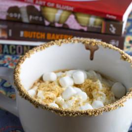 s'mores latte