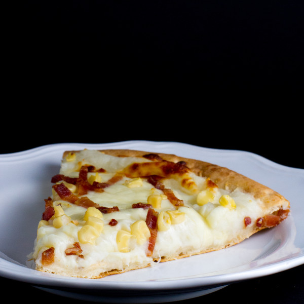 garlic mashed potatoes pizza